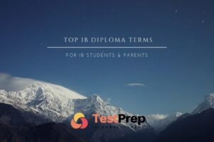 ib diploma terms